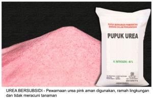 Urea Pink